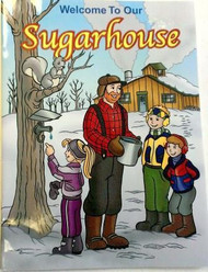 Maple Syrup Coloring Book WMSPA