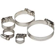 "Marine Stainless - 1"" & 1.25"" Clamps"