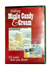 Maple Candy and Cream. DVD