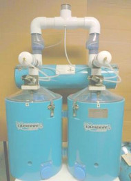 Lapierre Twin Mechanical Extractor - Continuous Vacuum - Up To 4500 Taps