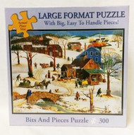 Maple Sugaring Time - 300 Piece Puzzle