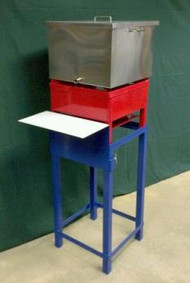 Bottling Unit, TNT brand, Pan, Cover, Stove Unit, Stand and Shelf