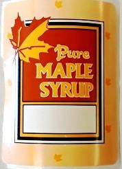 Two - Tone Cinnamon Label, Allstate,