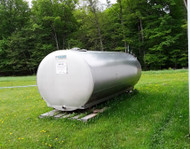 Stainless Steel Storage Tank, Dari-Kool 1000 gallon USED Tank