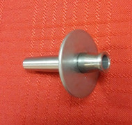 "Stainless Spout 5/16"" with large Retaining Ring"