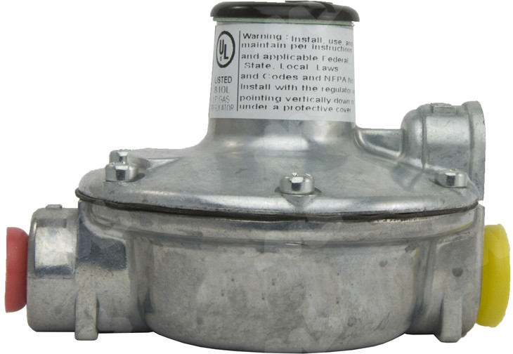 Fisher 912 Natural Gas Regulator for Cata-Dyne Heater