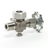 "1/2""x5/8"" Kenco Gauge Glass Valves"