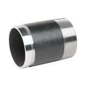 "4"" x 4"" Vic Nipple Thread-by-groove"