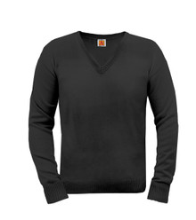 V-Neck Pullover Sweater FG