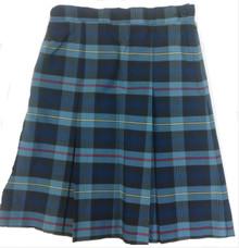 2-Kick Pleat Skirt P41