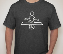 Rivers Yoga T-shirt