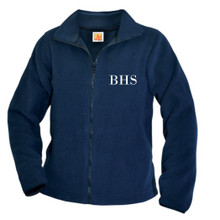 BH full zip fleece jacket