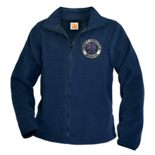 TCS full zip fleece jacket
