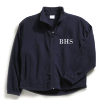 BH full zip microfleece jacket