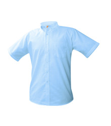 Unisex Oxford Short Sleeve_KWC
