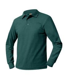 RDS Polo - Long sleeve Pique