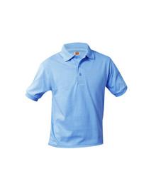Polo - Short sleeve Pique_Elem