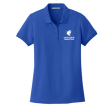 Female-Fit, adult Polo Short Sleeve Pique_ITS