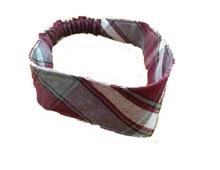 Plaid Soft Headband_p54