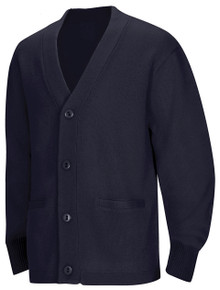 Boys V- Neck Cardigan_CLS