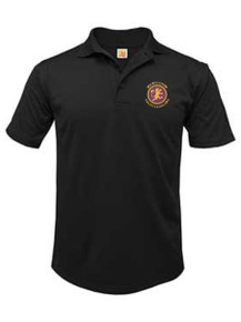 Unisex Polo Short Sleeve Pique_BMS