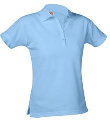 Girls Cotton Pique Polo-FCS