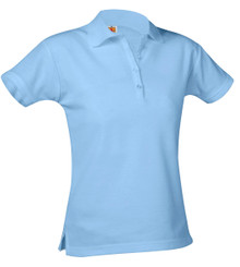 Polo - Girls' Fit Short sleeve Pique