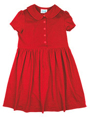 Peterpan Jersey Knit Dress_MMS