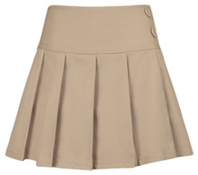 Box Pleat Skirt_KHK