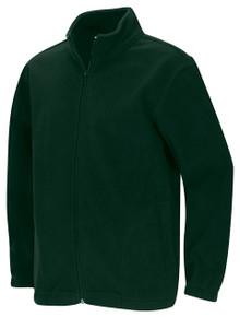 Full zip fleece jacket_RDS