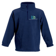 BIA 1/4 zip fleece jacket