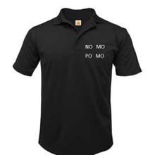 Unisex Polo Short Sleeve Pique_POMO
