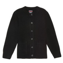 Girls Crew Neck Cardigan_FT