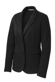 Ladies Blazer_BLK_