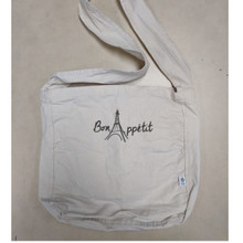 wide strap, 100% certified organic cotton canvas