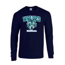 Drifit upper campus long sleeve T-ICS