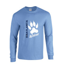 Long Sleeve Paw Spirit T