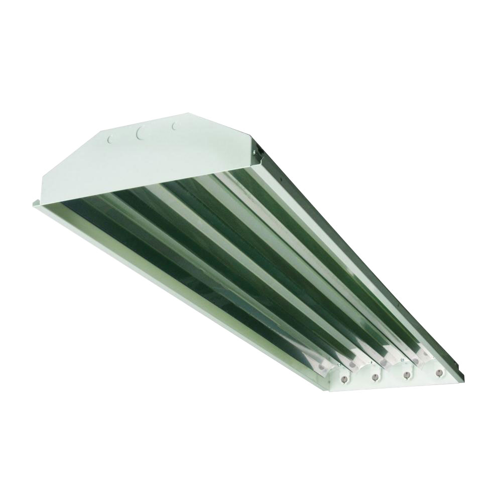 Fluorescent 4 Lamp Fixture model HFA2E454APSMV