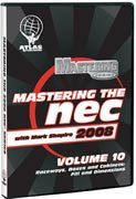 NEC 2008 Raceways, Boxes & Cabinets DVD #10 FREE SHIP !