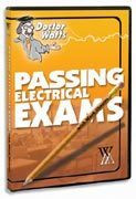 DR WATTS PASSING ELECTRICAL EXAMS DVD 2005 FREE SHIP !