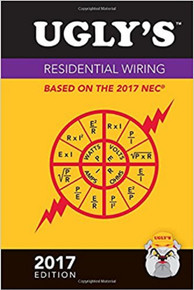 Ugly's Residential Wiring 2017 Edition 2nd Edition Paperback Jones & Bartlett