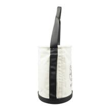Klein Tools 5106P Straight-Wall Bucket Inside Pockets
