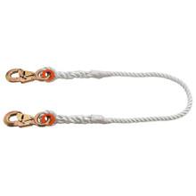 """Klein Tools 87417 4 Ft Nylon Rope Lanyard 1/2"""" Dia"""
