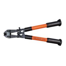 """Klein Tools 63118 18-1/4"""" Fiberglass Handle Bolt Cutter"""