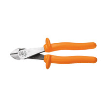 "Klein Tools D2000-28-INS 8"" Insulated Diagonal Cutting Pliers"