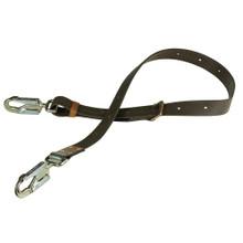 """Klein Tools KG5295-6-6L Positioning Strap, 78"""" L, 6-1/2""""  Hook"""