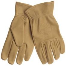 Klein Tools 40021 Cowhide Work Gloves Medium
