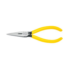 "Klein Tools D203-6H2 6"" Long Nose Side Cutting Pliers"