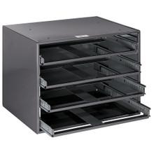 "Klein Tools 54477 4 Box Slide Rack 15"" Height"
