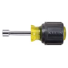 "Klein Tools 610-5/16 5/16"" Stubby Nut Driver Cushion Grip"